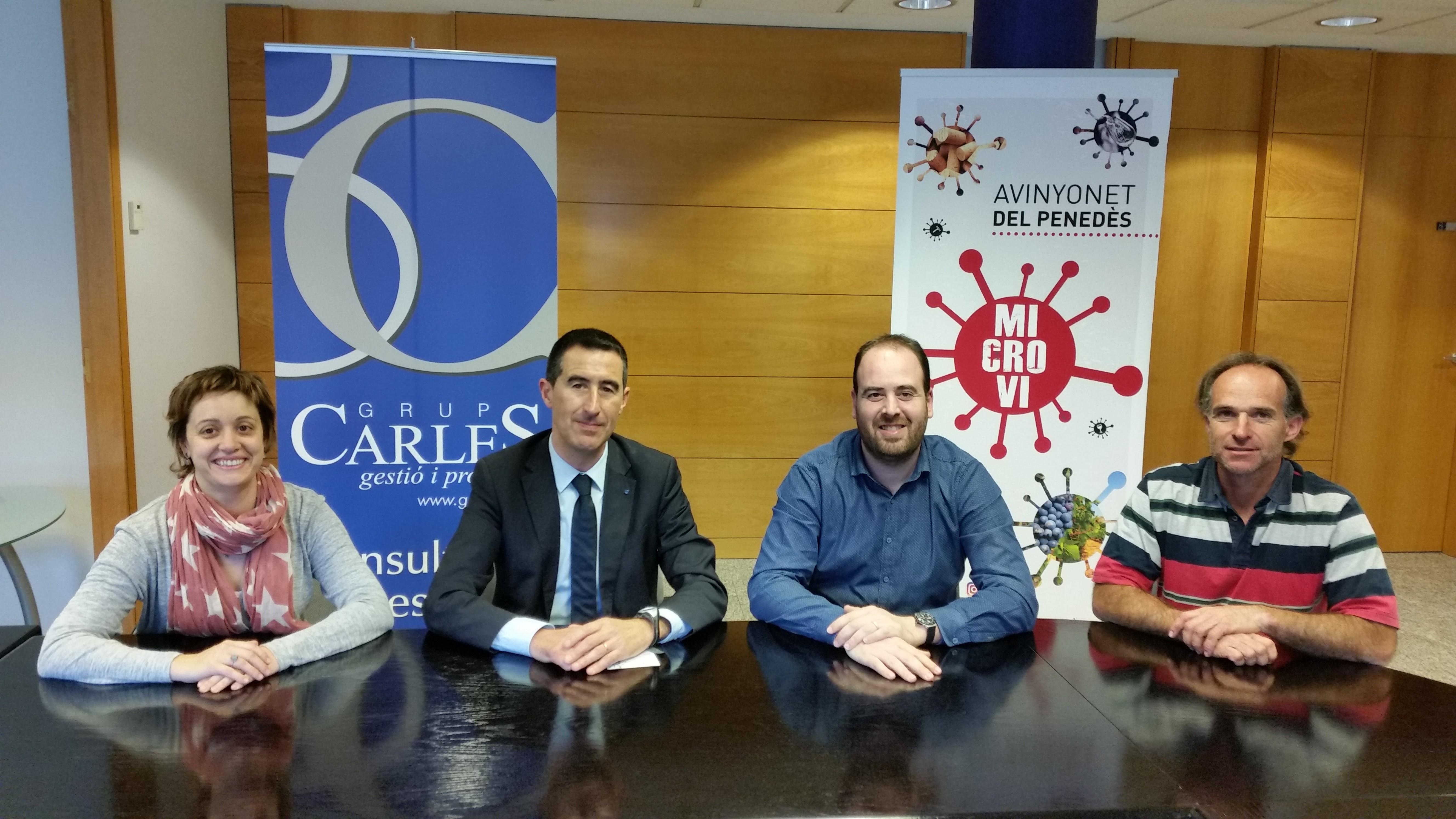 Grup Carles Patrocina Un Dels Actes Del MicroVi 2017