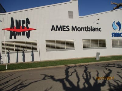 AMES Montblanc