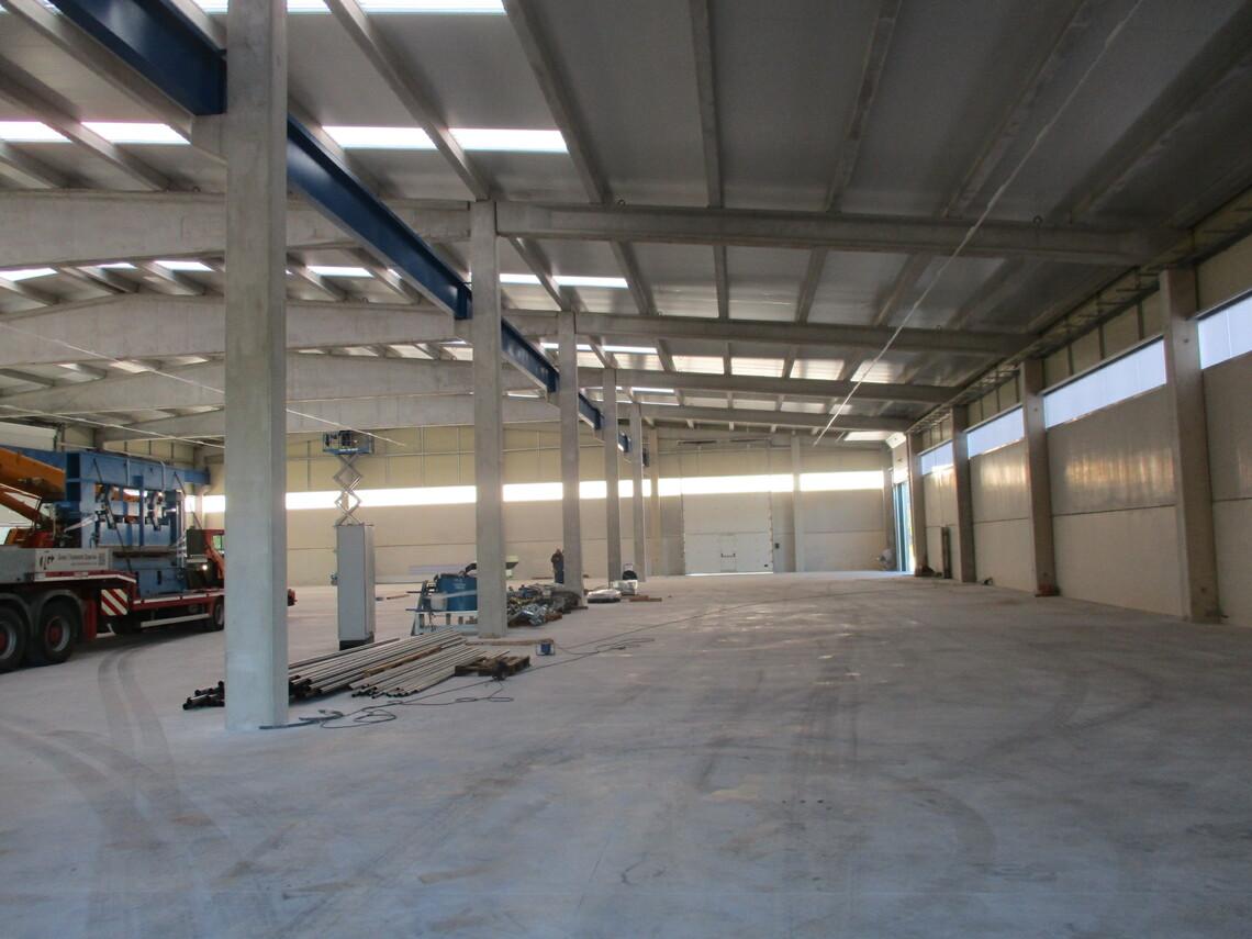 Rivisa Cerramientos Metálicos (projecte executiu i direcció d'obra)
