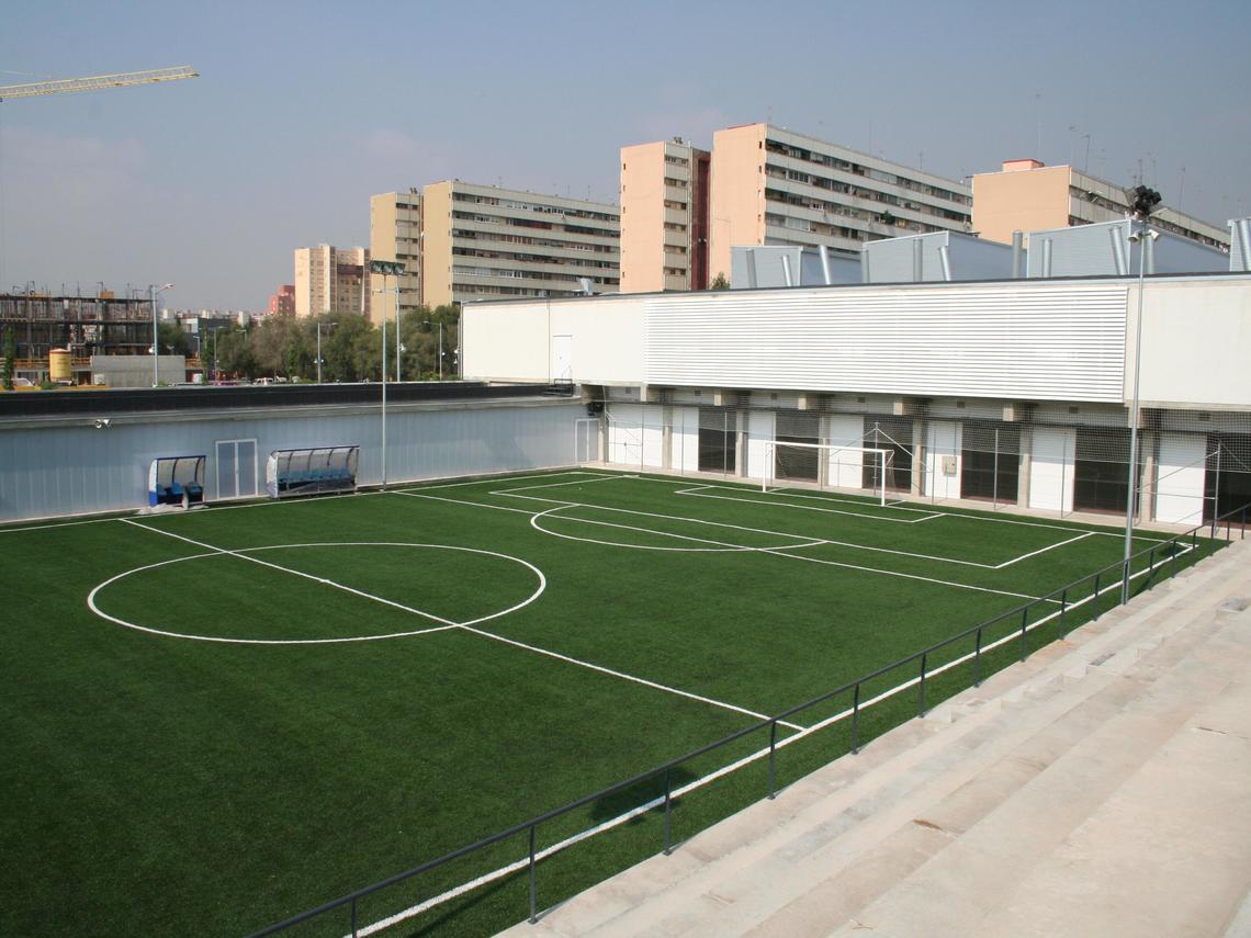 PAU Complexos Esportius